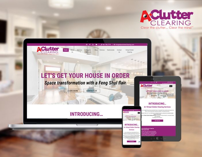 A Plus Clutter Clearing