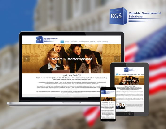 RGS Inc -Reliable Government Solutions