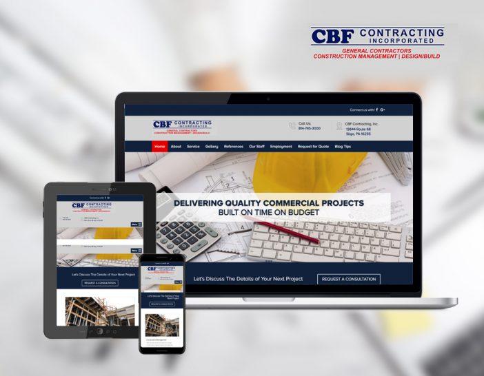 CBF Contracting Inc